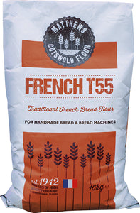 T55 French Bread Flour (16kg)