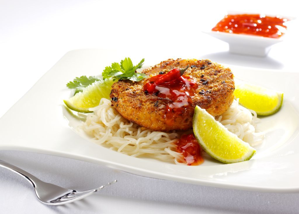 Thai Luxury Cod & Prawn Fishcakes (18x115g)