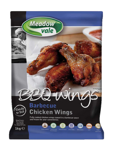 BBQ Roast Chicken Wings (1kg)