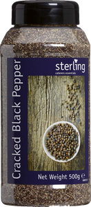 Cracked Black Pepper (500 g)
