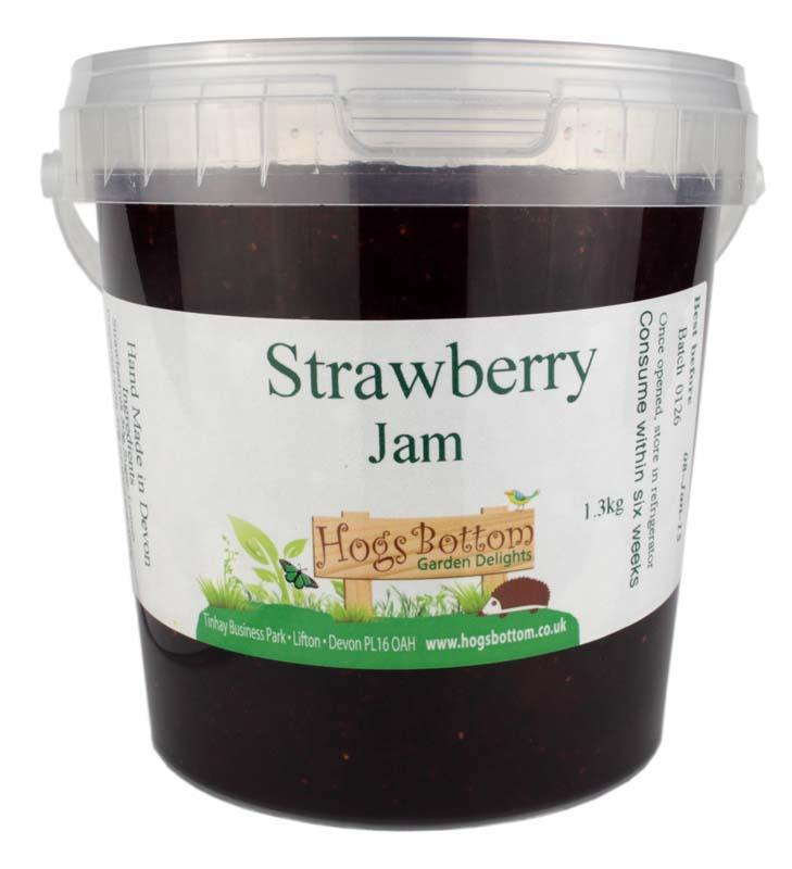 Strawberry Jam (1.3kg)