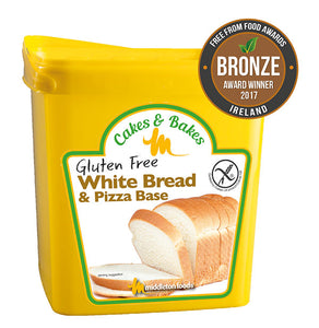 White Bread/Pizza Mix G/F (3 kg) #