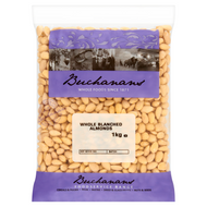 Whole Almonds (1kg)