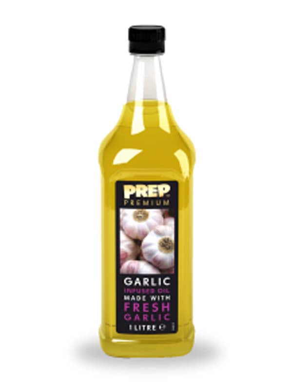 Garlic Infused Olive Oil (500ml)