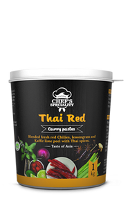 Thai Red Curry Paste VG (1kg)