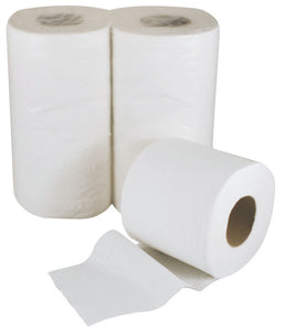 White Toilet Rolls (36/40x2ply)