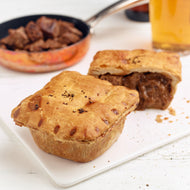 Steak & Ale Square Pie (12x250g)