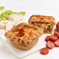 Chicken Chor Leek Pie (12x250g)