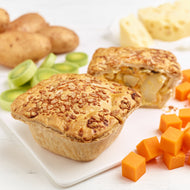 Butternut, Leek & Potato Pie (12x250g)