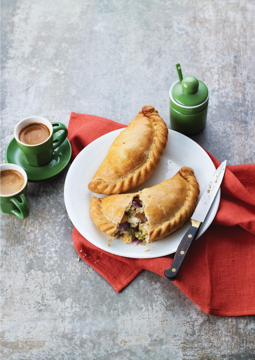 Vegan Wheatmeal Pasty VG (20x283g)