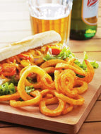 Spicy Spiral Fries (2kg)