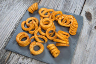 G/F Curly Fries (2.5kg)