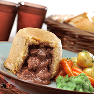 Steak & Kidney Puddings   (8x370g)