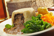 Lamb & Mint Puddings      (8x370g)