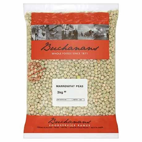 Dried Marrowfat Peas (3kg)