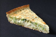 Brocolli and Stilton (12 in)