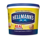 Real Mayonnaise   (5ltr)