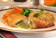 Breaded Luxury Chicken Kiev