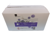 Load image into Gallery viewer, Sanisafe Anti Bacterial Viral Wipes (100)