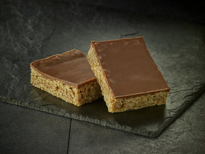 Milk Chocolate Flapjack (24ptn)
