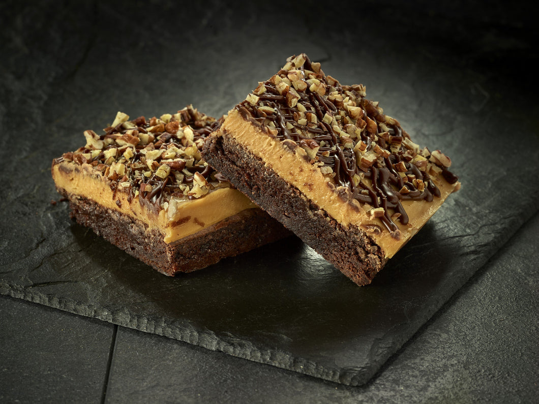 Toffee Pecan Brownie (24ptn)