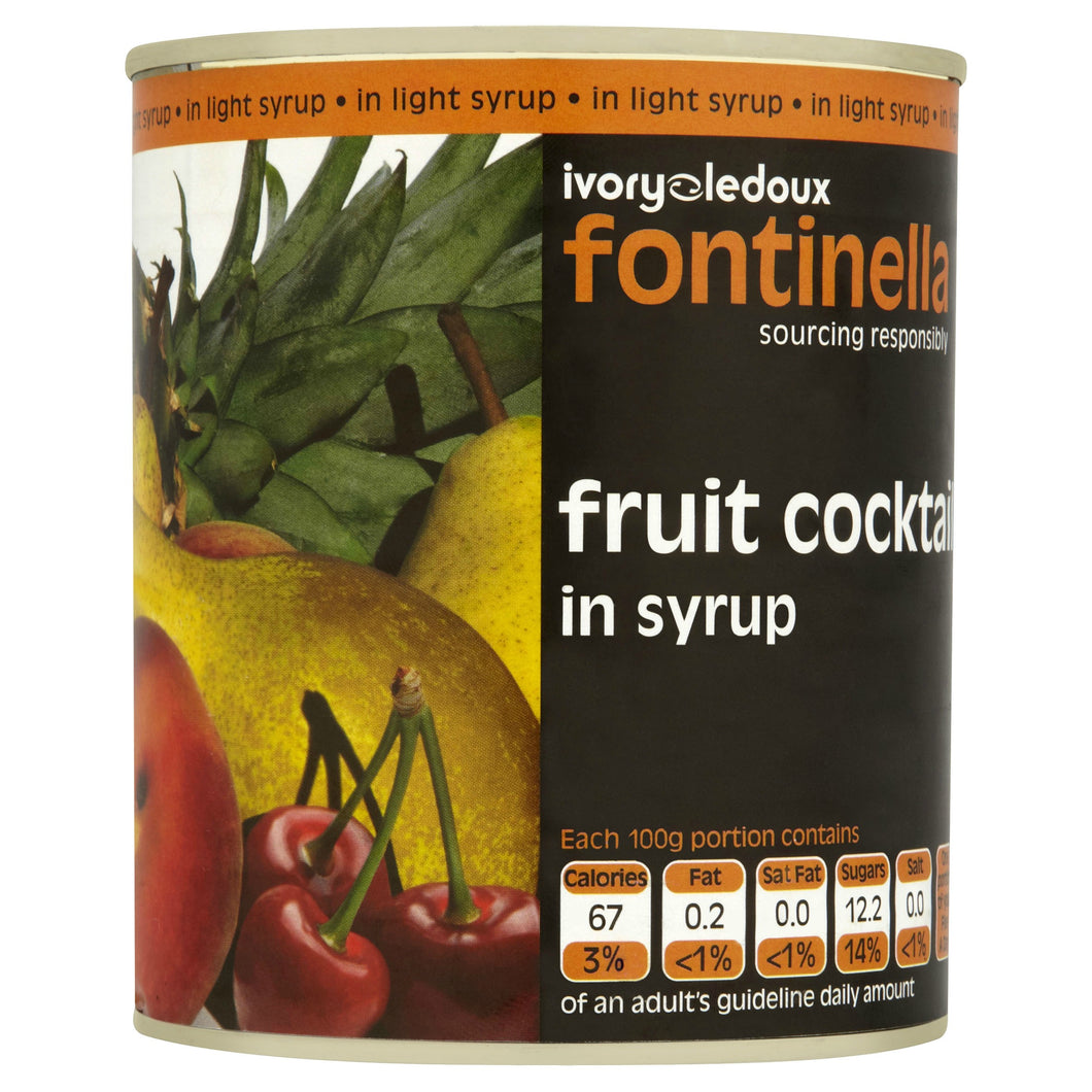 Sm Fruit Cocktail (820g)