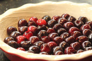 Drk Pitted Cherries (850g)