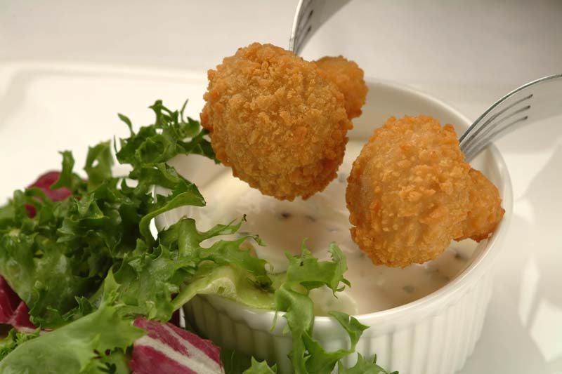 Breaded Mushrooms (900G)