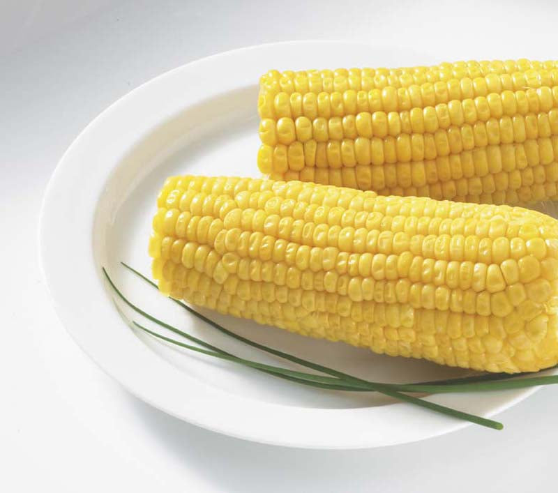 Corn on the Cob (2ptn) (500g)