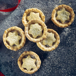Star Lid Mini Mince Pies 1x9