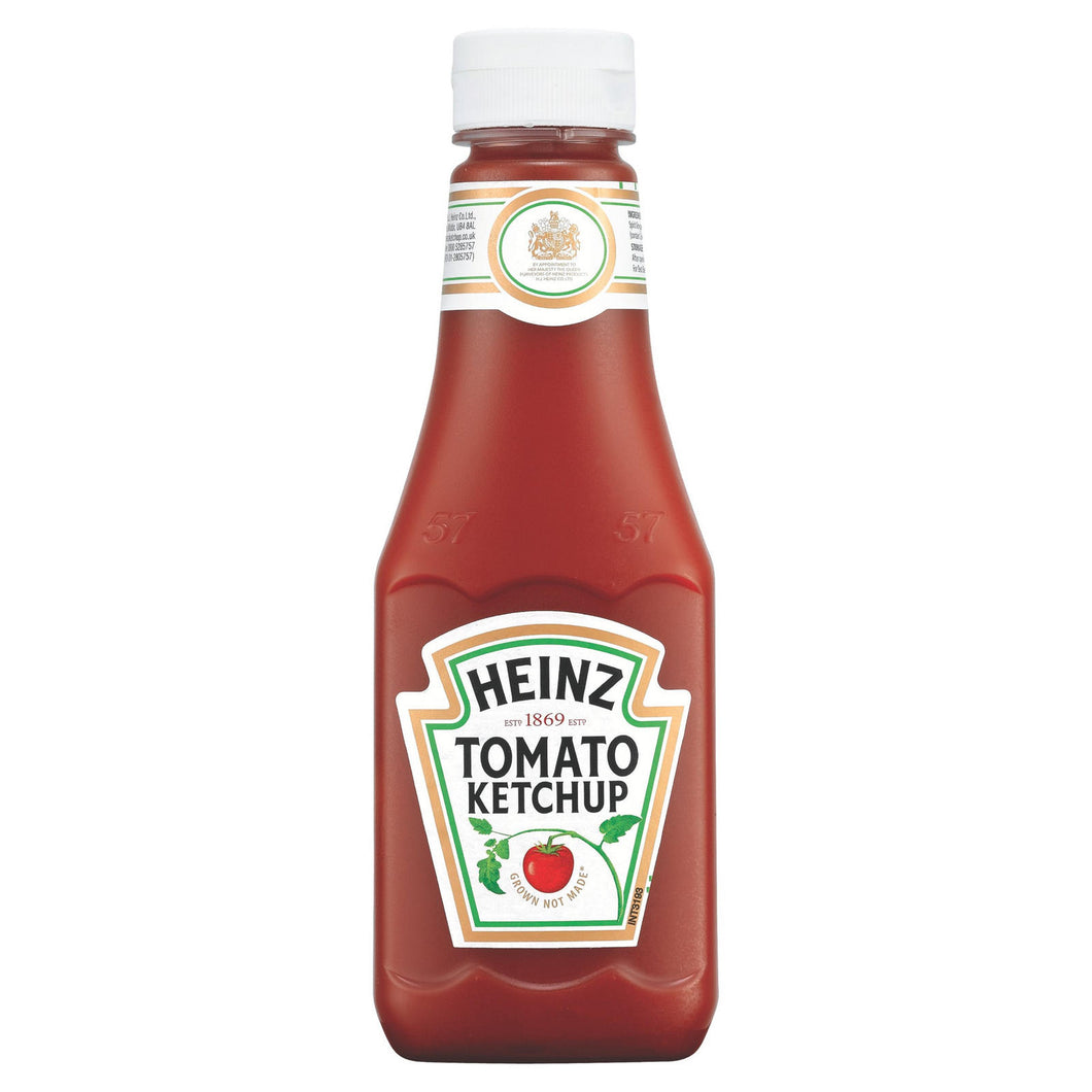 Tomato Sauce (table top) Heinz 1x342g
