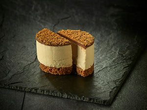 Individual Biscoff Cheesecake Petes Patisserie 1x16