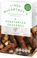 6 Vege Sausages Linda McCartney