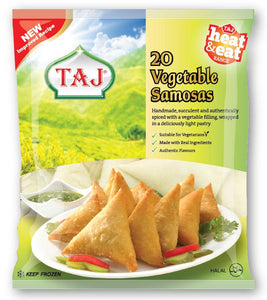 Vegetable Samosa (1x20)