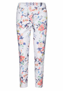 Ankle Pull On Print Jegging