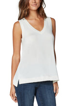 Load image into Gallery viewer, Sleeveless V-Neck Tee
