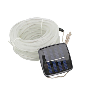 solar powered stake light strips