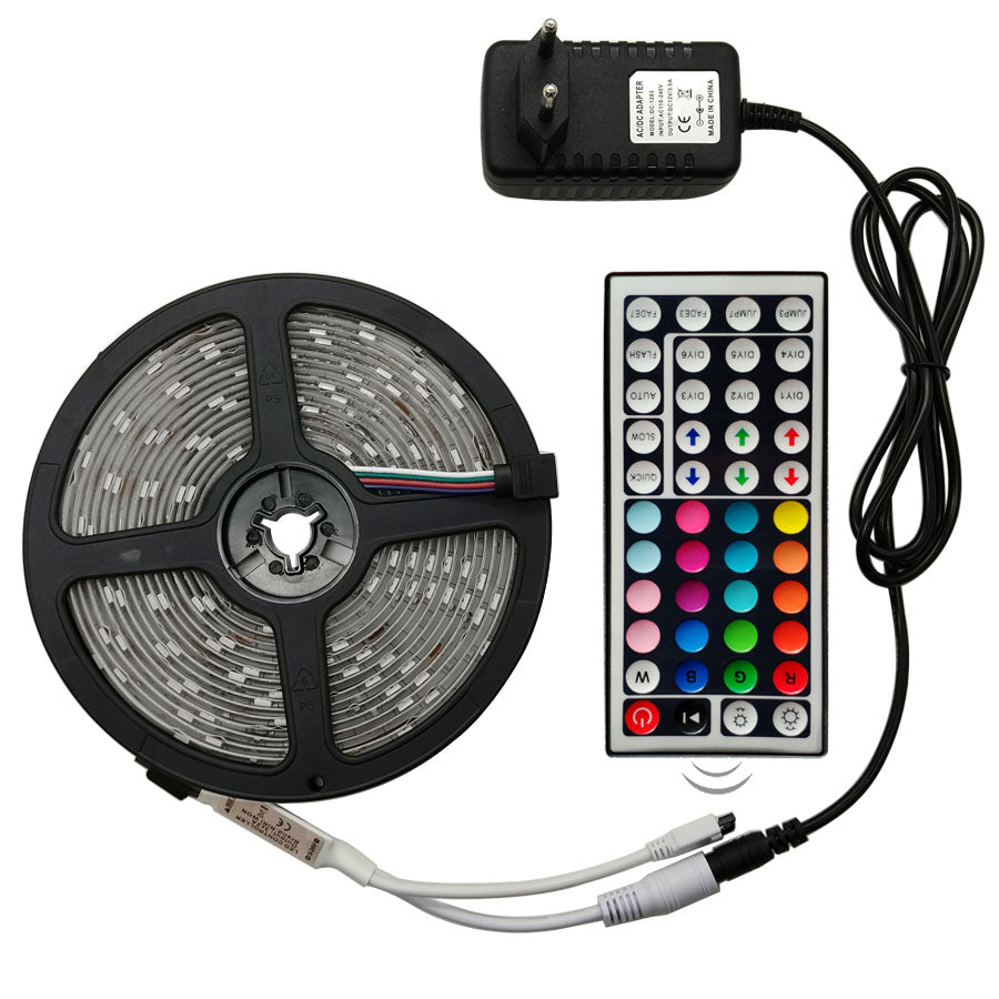light strips color changing remote