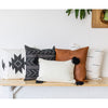 5 PC AZTEC MODERN THROW PILLOW COVER SET