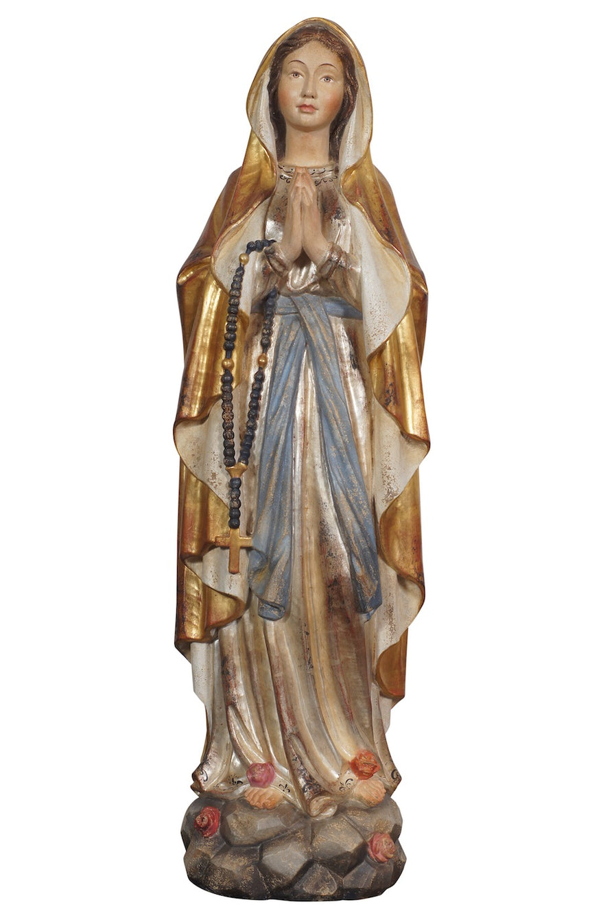 Our Lady of Lourdes Statue (Model II)