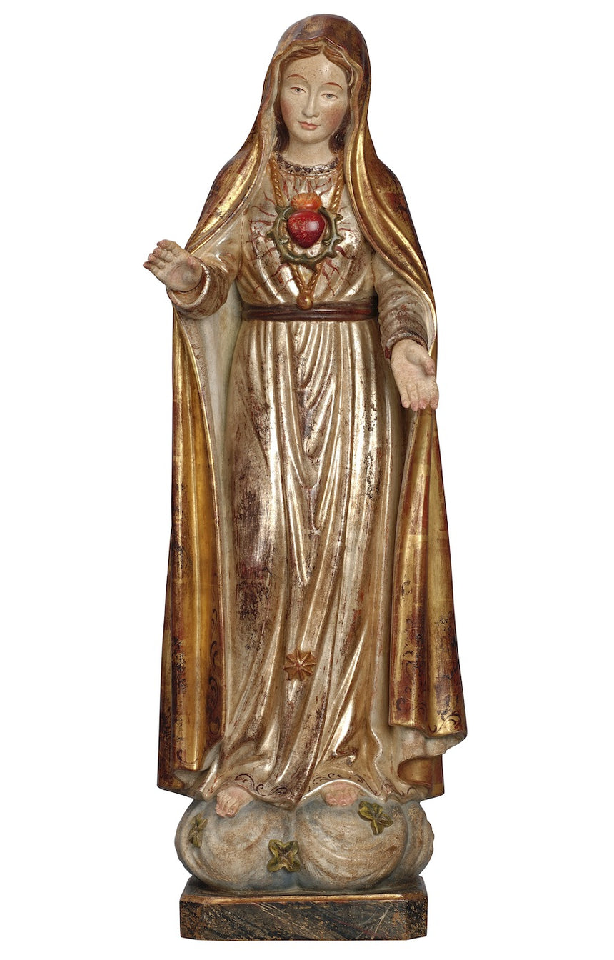 Our Lady of Fatima 5th Appearance Statue