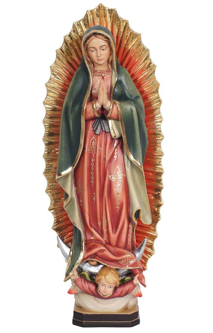 Madonna of Peace with Infant Jesus Statue