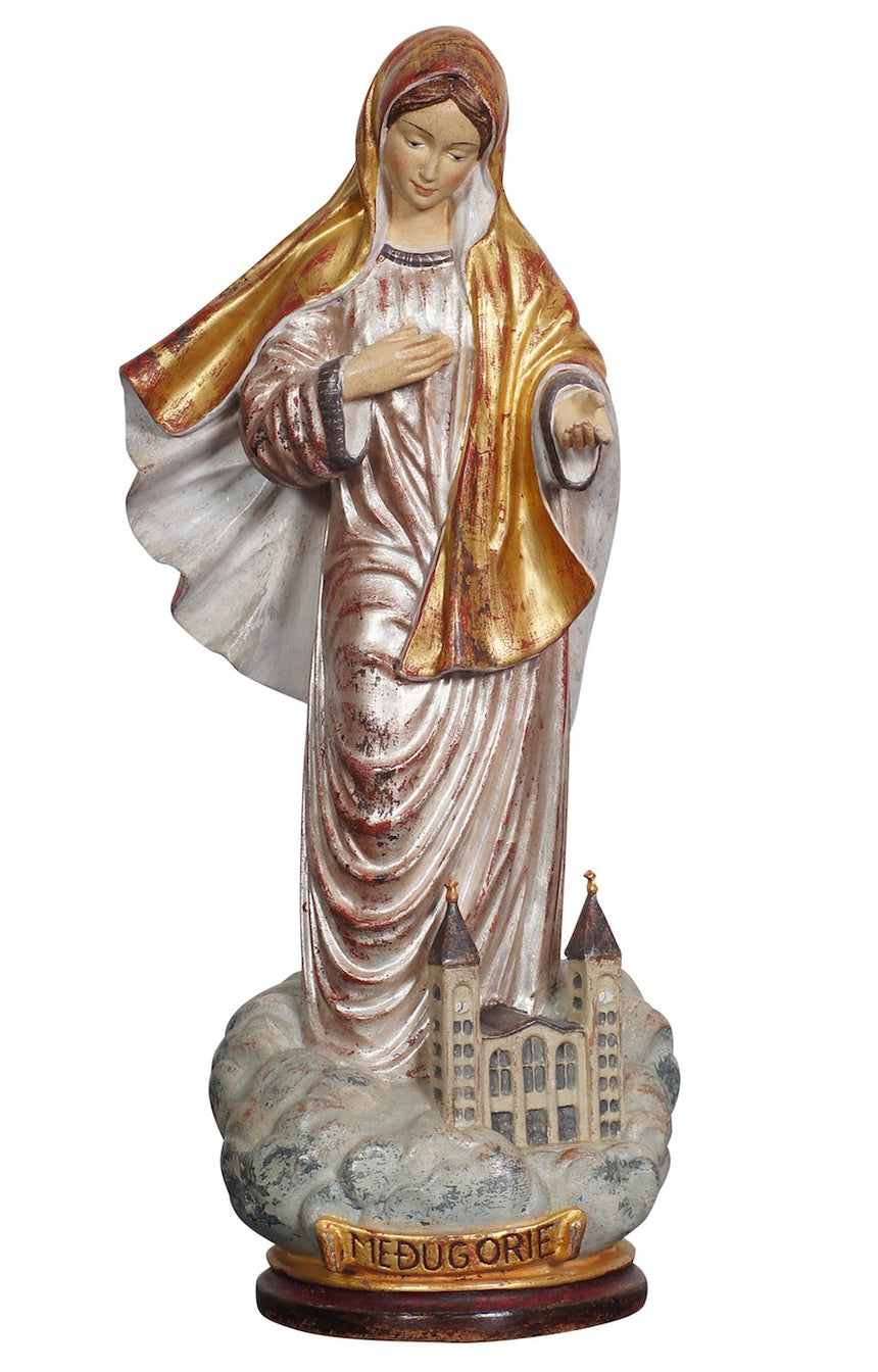 Our Lady of Medjugorie Statue