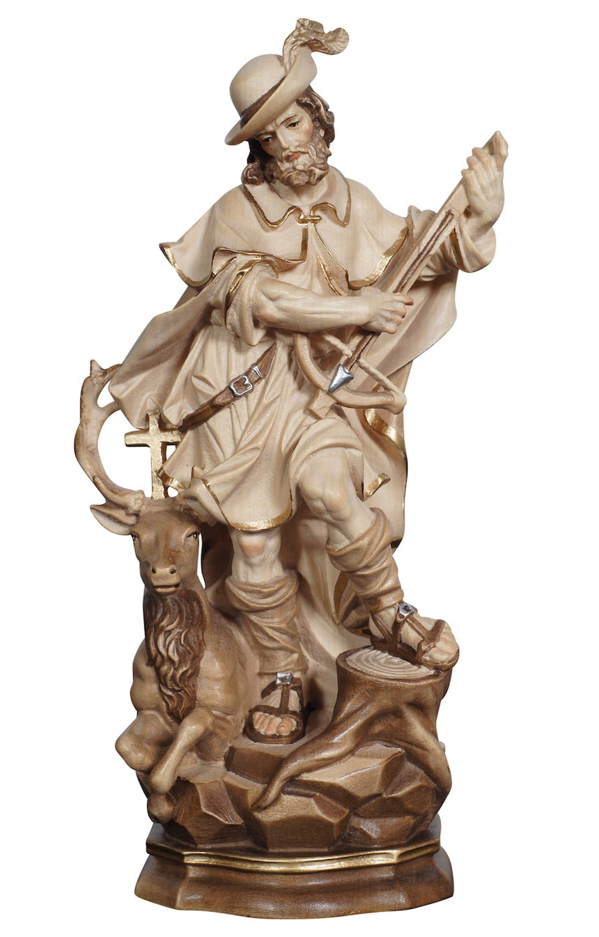 Saint Hubert Statue