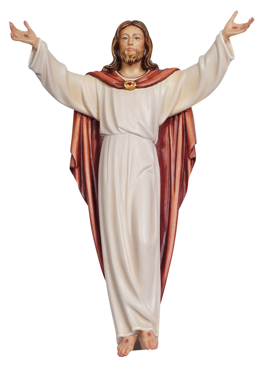 Risen Christ Wall Statue