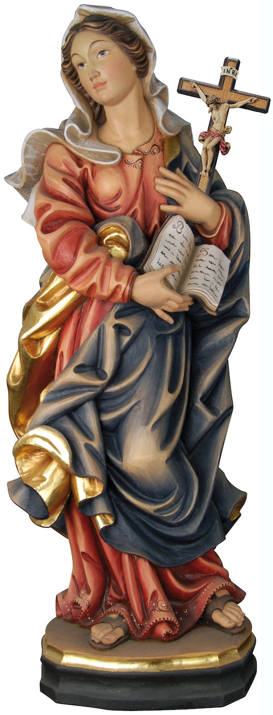 Saint Catherine of Genoa Figurine