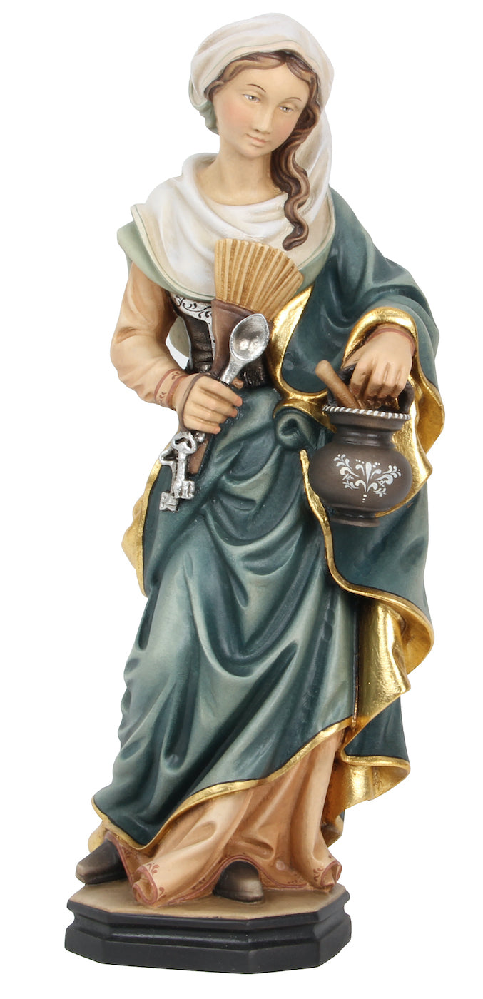 Saint Martha Figurine