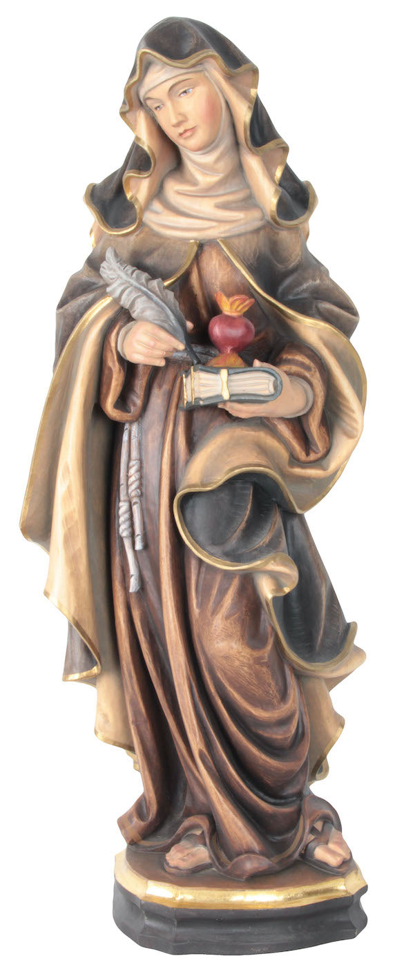 Saint Teresa of Avila Figurine