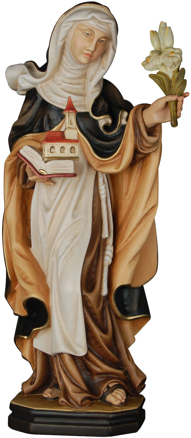 Saint Stilla of Abenberg Figurine