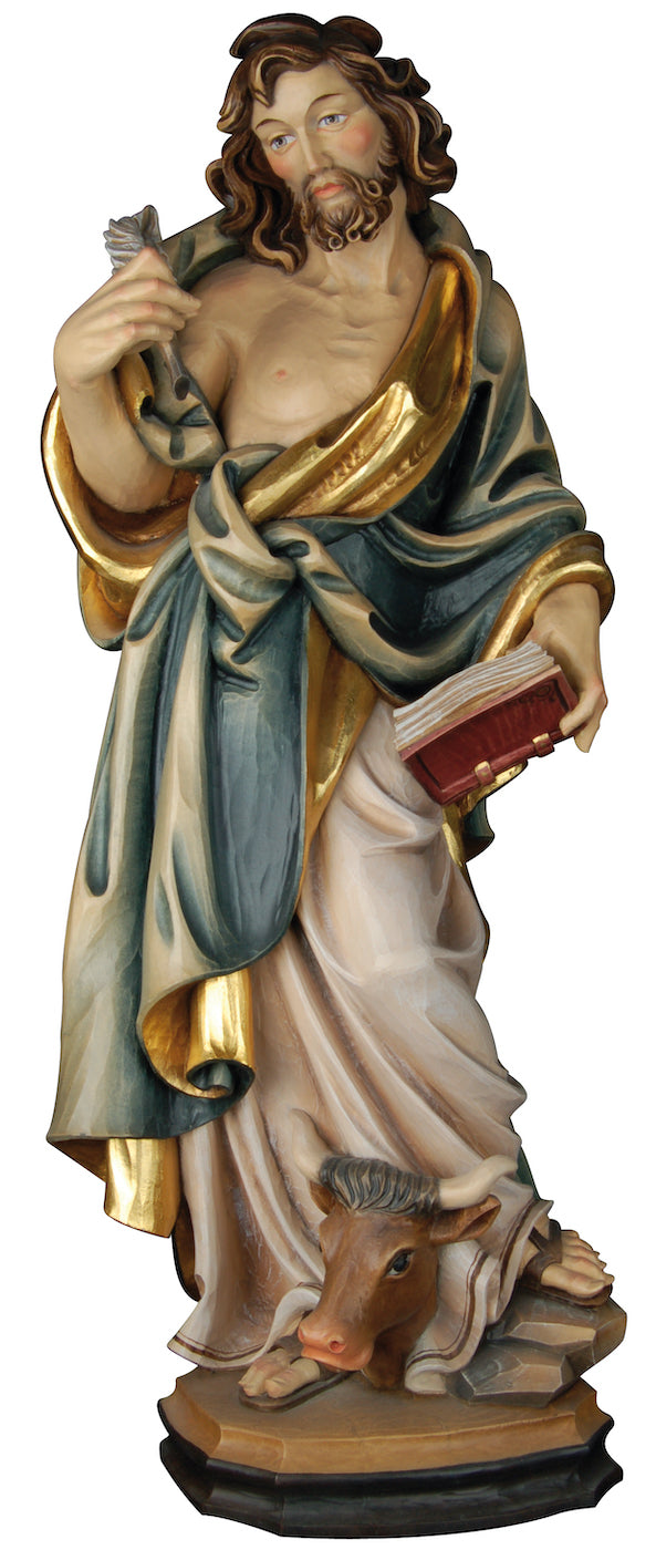 Saint Luke Figurine
